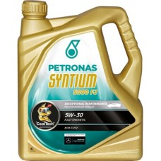 Petronas Syntium 5000 FJ 5W30 | 4 литра